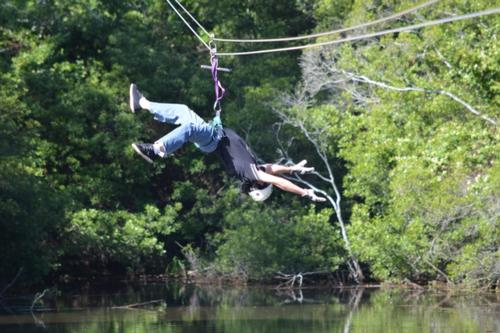 Adrenaline Rush Zip Line Tours - 17 Photos - Ziplining ...