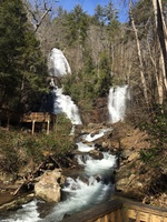 Anna Ruby Falls Recreation Area & Visitors Center