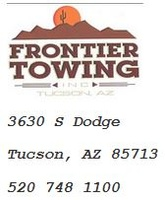 Frontier Towing, Inc.