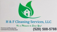 H & F Cleaning Services, LLC