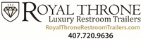 Royal Throne Luxury Restroom Trailers