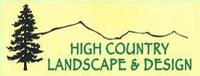 High Country Landscape & Design