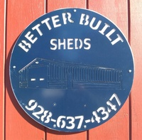Better Built Sheds LLC