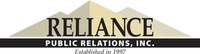 Reliance Public Relations Inc.