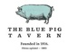 The Blue Pig Tavern