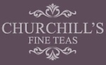 Churchill's Fine Teas Logo