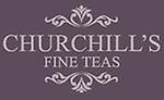 Churchill's Fine Teas Logo