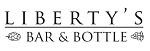 Liberty's Bar & Bottle Logo