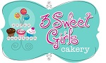 3 Sweet Girls Cakery Logo
