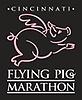 Flying Pig Marathon Logo