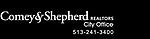 Comey & Shepherd Realtors, City Office Logo