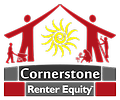 Cornerstone Corporation for Shared Equity Logo