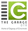 The Garage OTR-Home of Segway of Cincinnati Logo