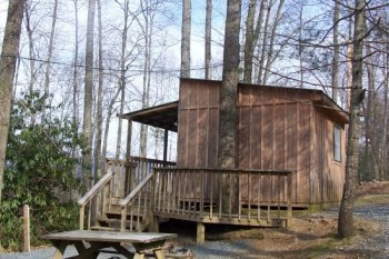 Linville Falls Campground Rv Park Amp Cabins