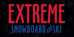 Extreme Snowboard and Ski