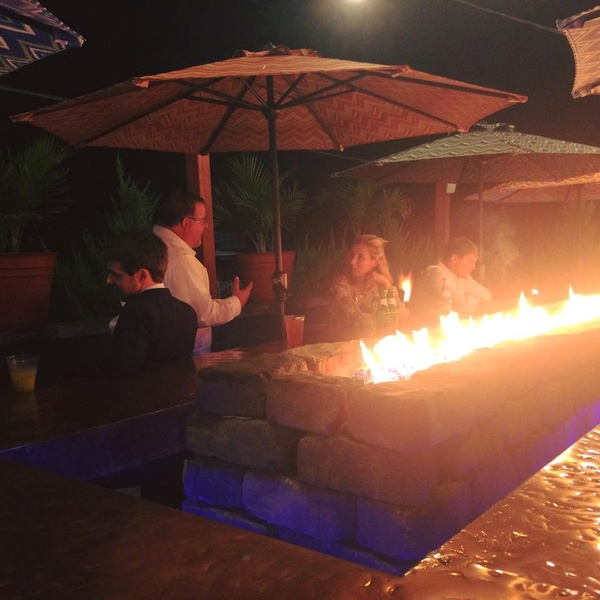 Mile High Tavern - Firepit