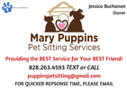 Mary Puppins Pet Sitting Services