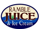 Ramble Juice and Ice Cream