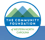 The Community Foundation of Western North Carolina