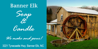 Banner Elk Soap & Candle