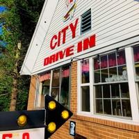 City Drive In/670 on Oak