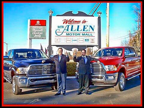 bob allen motor mall heart of danville members heart On bob allen motor mall in danville ky