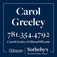 Carol Greeley, Realtor® at Gibson Sotheby's International Realty