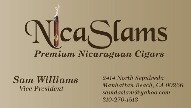 NicaSlams