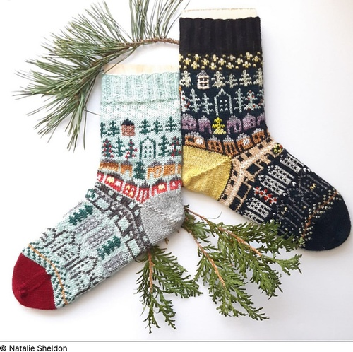 Advent Sock Project