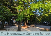 The Hideaway Retreat - NOW OPEN