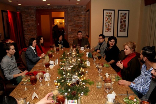 Board Memeber Christmas Dinner