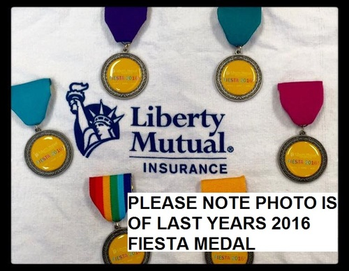 Don't miss out on my annual Fiesta Medals! Free with a referral or quote!