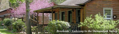 Brookside cabins accommodations cabin for Brookside cottages