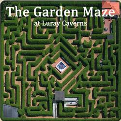 Garden Maze (Mazeland Park)