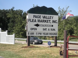 Page Valley Flea Market, Inc.