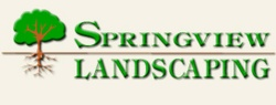 Springview Landscaping LLC, & Judd's Excavation