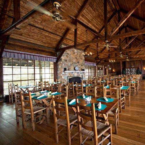 Roosevelt Lodge Dining Room: Big Meadows Lodge Spottswood Dining Room