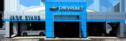 Jack Evans Chevrolet, Inc.
