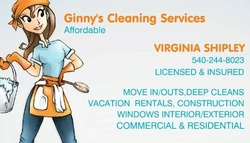 Ginny's Cleaning Services
