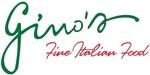 Gino's Fine Italian Foods