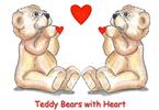 Teddy Bears with Heart - Den of Good Bears of the World