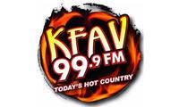 KFAV-FM 99.9