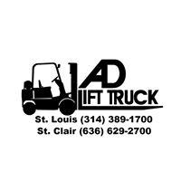 A D Lift Truck