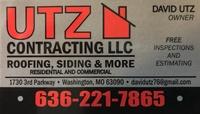 Utz Contracting LLC.