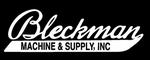 Bleckman Machine & Supply