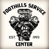 Foothills Service Center
