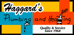 Haggard's Plumbing & Heating