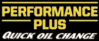 Performance Plus Quick Lube