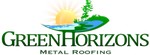 Green Horizons Metal Roofing
