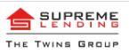 Ron Toye - Supreme Lending NMLS ID 1372457